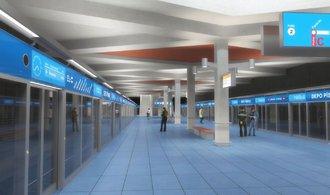 Praha schválila další výkup pozemků pro linku metra D