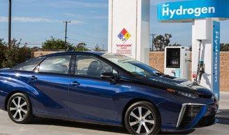 Giganti se domluvili na podpoře vodíku, patří mezi ně BMW či Shell