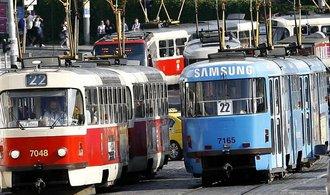 Praha schválila změny územního plánu kvůli novým tramvajovým tratím