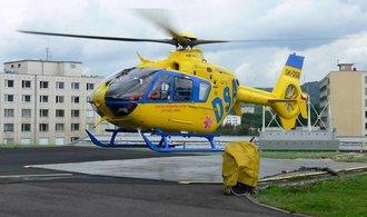 Letecká záchranka v Ústí nemá stálého provozovatele, ministerstvo zrušilo tendr