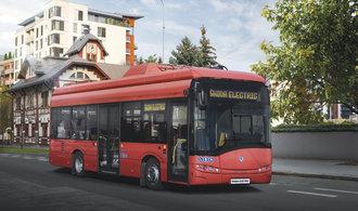 Plzeňská Škoda Electric představila nový elektrobus