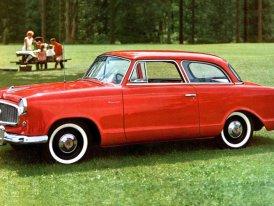 Rambler American (1958–1960): Šestiválcový kompakt