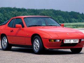 Porsche 924 (1976–1988): Borec z Neckarsulmu