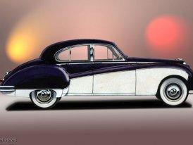 Jaguar Mark VII a VIII: Elegance, prostor a rychlost