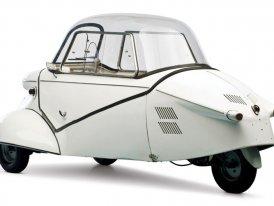 Messerschmitt KR175 a KR200: Kabinenroller