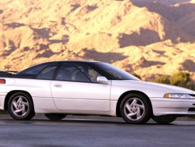 Subaru SVX (1991–1996): Giugiarova jasná hvězda