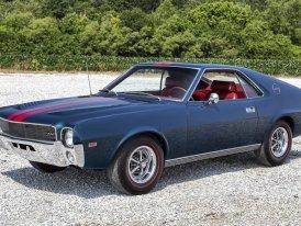 AMC AMX (1968–70): Rekordman