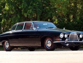 Jaguar Mark X (420G): Velká kočka