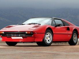 Ferrari 308 GTB/GTS: V8 za z�dy