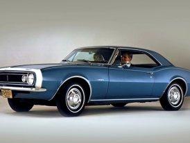 Chevrolet Camaro (1967–69): První generaci je 50 let
