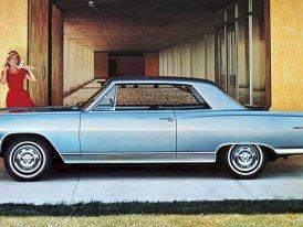 Acadian a Beaumont (1962 až 1971): Kanadské GM