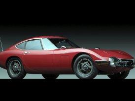 Toyota 2000GT (1967�70): Bond�v rekordman