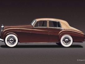 Bentley S (1955–1965): Ve stínu stříbrného oblaku