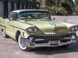 Cadillac 1958: Král amerických dálnic