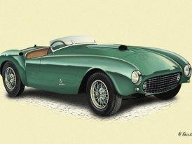 Ferrari 375 MM (1953–55): Čtyři a půl litru