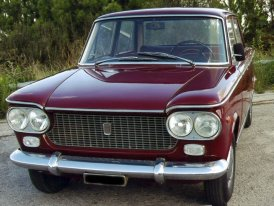 Fiat 1300/1500 (1961–1967): Italský Corvair