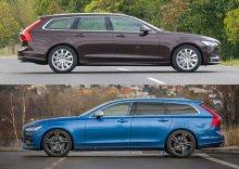 Volvo V90 D5 Polestar a T4 – Nejmíň Volvo, což je dobře