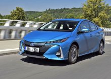 Toyota Prius Plug-in Hybrid – Návštěva z budoucnosti