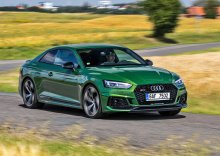 Audi RS 5 – Sterilní vlk v rouše žabím