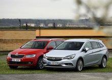 Opel Astra ST vs. �koda Octavia Combi � �esk�, nebo evropsk� jedni�ka?