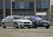 BMW 525d xDrive vs. Mercedes-Benz E 220 d � Ot�zka priorit