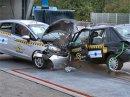 Euro NCAP ukazuje, jak se za 20 let zvýšila bezpečnost. Ve Fiestě z roku 1998 byste nechtěli bourat