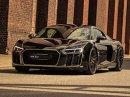 Audi R8 V10 plus s trochou karbonu navíc