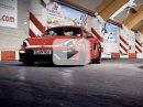 Video: Porsche Cayman GTS řádí na motokárové dráze