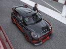 Mini John Cooper Works GP Concept: Na silnici nebo na závody? Zatím jen na pódiu.