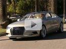 Video: první pohled na Audi A7 Sportback Concept