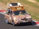 VIDEO: Je tu další výběr bizarních strojů na Nürburgringu