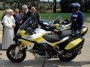 Ducati Multistrada 1200 součástí vatikánské policejní flotily