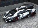 Jon Olsson a jeho nové Lamborghini Huracán s výkonem 800 koní (+video)