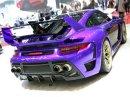 Gemballa Avalanche je opět extrémně převlečené a výkonné Porsche 911 Turbo