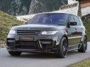 Mansory Range Rover Sport: Ještě více sportu