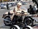 Keira Knightley a Ducati: focení pro Chanel