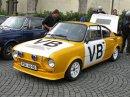 Tahle Škoda 110 R byla první dálniční stíhačkou v Československu. Díky unikátnímu motoru mohla jet i 160 km/h