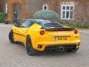 Lotus Evora Sport 410: Kila dolů a koně nahoru