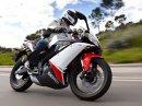 Derbi GPR 125 4T - sportovní motorka pro 16tileté bikery