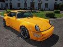DP Motorsport Project Yellow: Divoká 964 v signální žluté