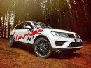 Volkswagen Touareg po lehkém ladění u Wimmer RS