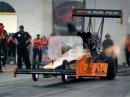 Video: dragster ve slow-motion kameře