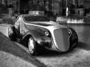 Rolls-Royce Jonckheere Aerodynamic Coupé II Ugur Sahin: Exotická retrovize