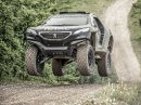 Peugeot 2008 DKR: Známe kompletní technická data speciálu pro Dakar