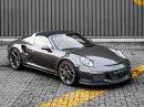 Porsche 911 Targa 4 GTS může být od 911 GT3 RS téměř k nerozeznání