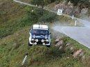Děsivá bouračka ve starém závodním Fiatu ukazuje, jak důležitá je bezpečnostní klec