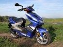 Test - Yamaha Aerox: dravec do městského provozu