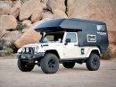 ActionCamper: obytňák z Jeepu Wrangler