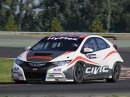 Reportáž: Honda Civic WTCC na Slovakiaringu