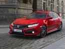 Příští Honda Civic Type R by mohla být 400koňový hybrid